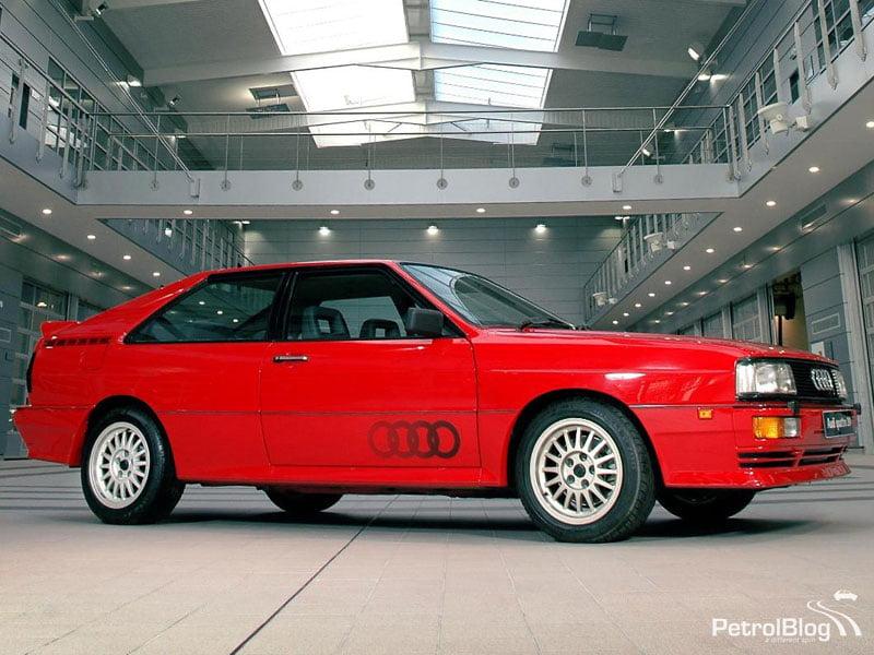 Gene Hunt: Audi Quattro
