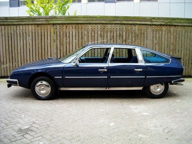 Citroën CX 2400 IE Pallas