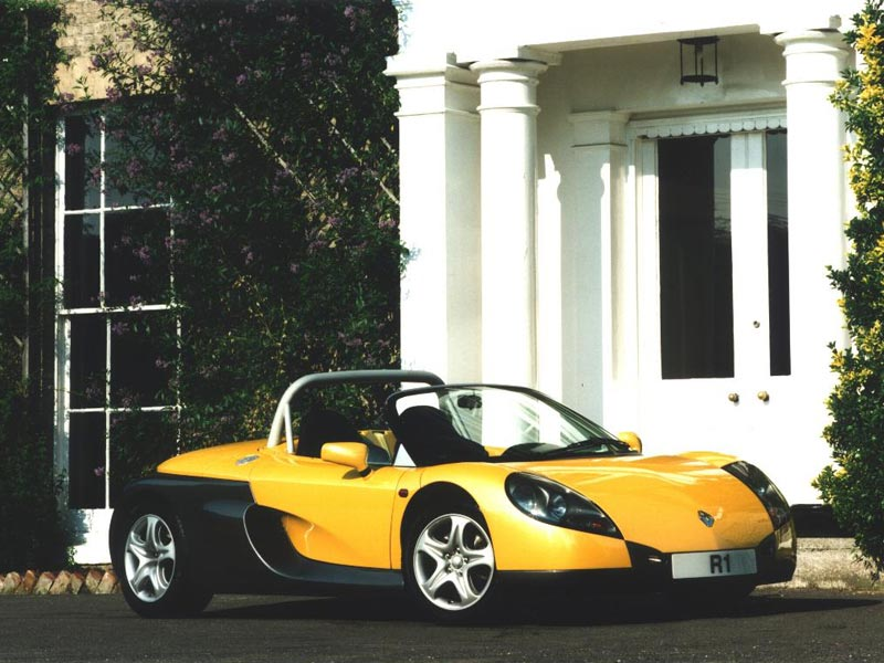 Rear-wheel drive Renaults - Sport Spider