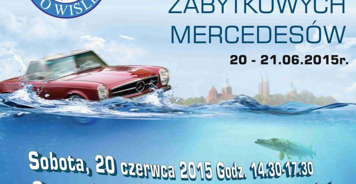 Zabytkowe Mercedesy