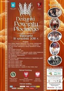 Dożynki Powiatu Płockiego