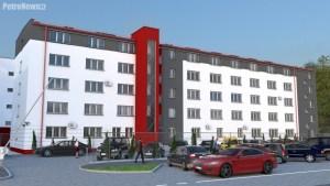 Inwestycja przy Słowackiego 4, wizualizacja
