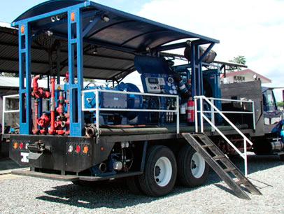 Camiones Bomba