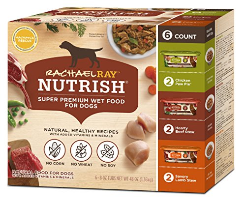 Rachael Ray Nutrish Natural Wet Dog Food Grain Free