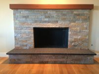 Fireplace Faces - Petty Masonry Inc.