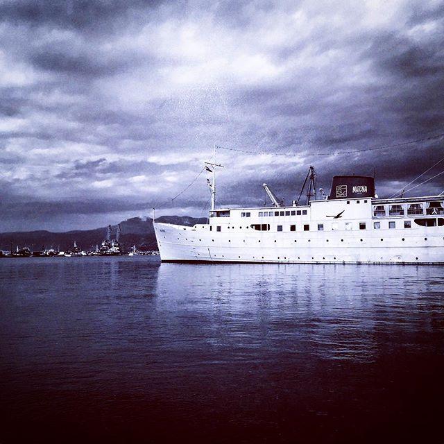 Dawn. #Rijeka #Croatia
