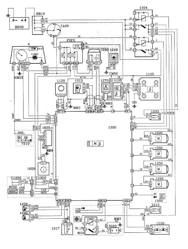peugeot schema moteur electrique
