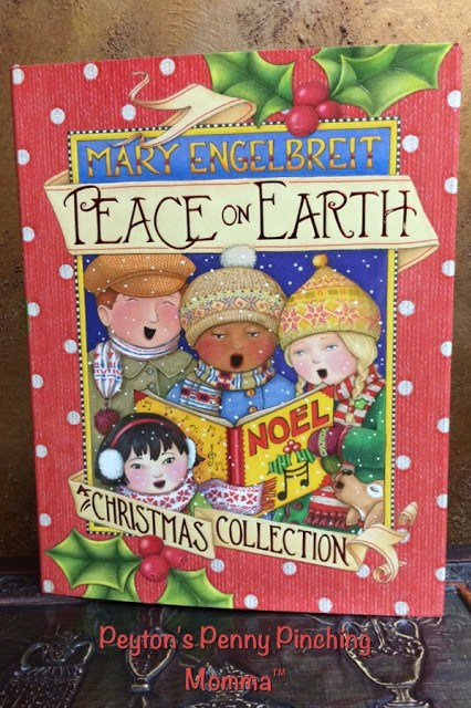 Peace on Earth a Christmas Collection by Mary Engelbreit