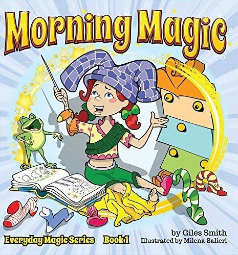 Morning Magic by Giles Smith