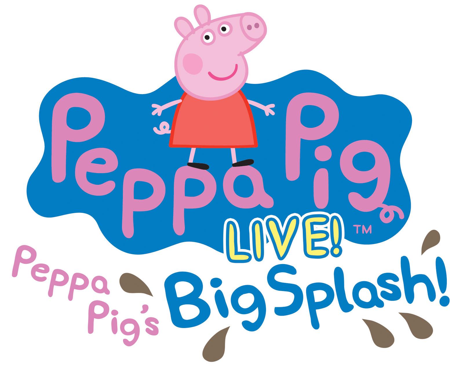 Peppa Pig Live Peppa Pig's Big Splash
