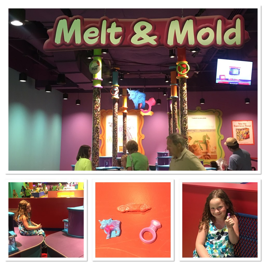 Crayola Experience Melt and Mold