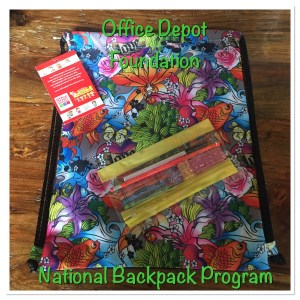 Back to School with the Office Depot Foundation