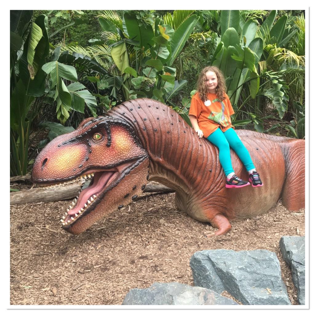 Minnesota Zoo and the Dinosaurs