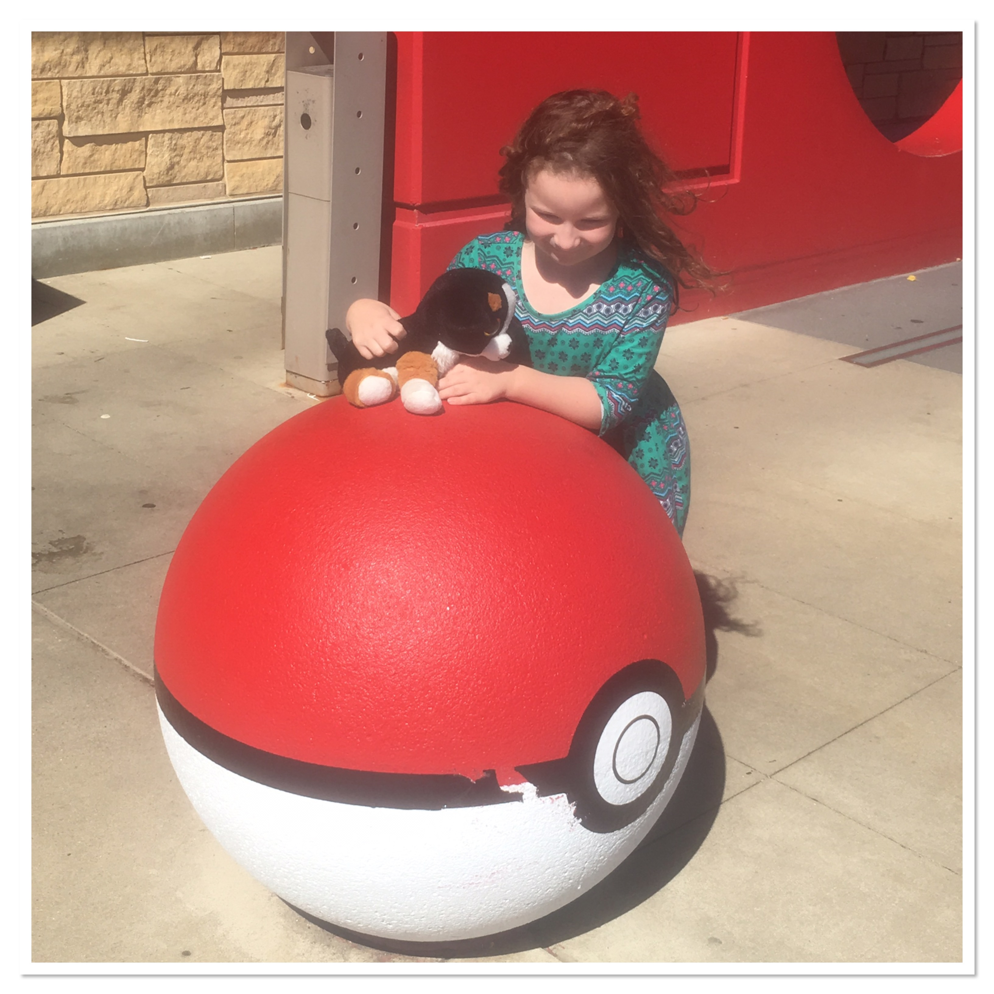 Target Pokemon Ball