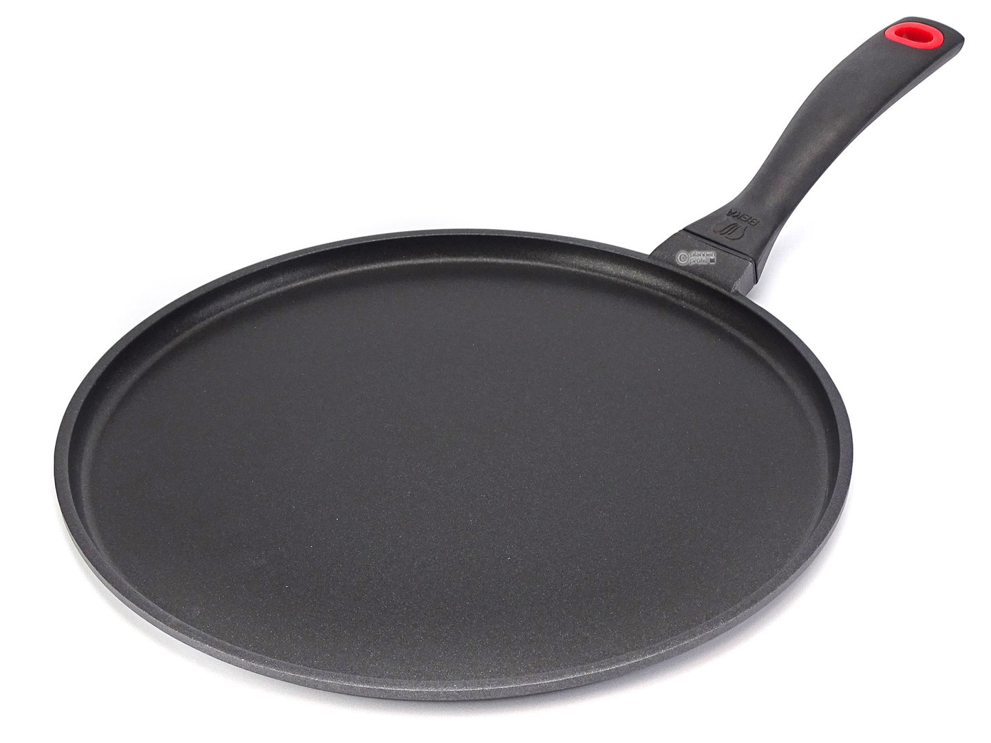 Emaille Bratpfanne Crêpes Pan Non-stick Induction | Buy Online At