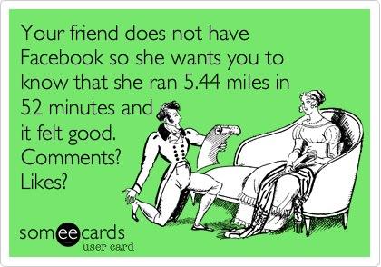 funny fitness cartoon for facebook