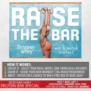 Raise the Bar Workout