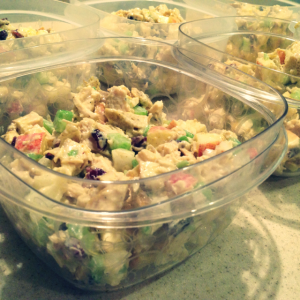 Low-Cal Waldorf Chicken Salad