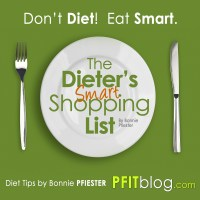 The Dieter's (Smart) Shopping List