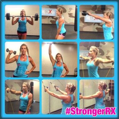 StrongerRX Shoulders