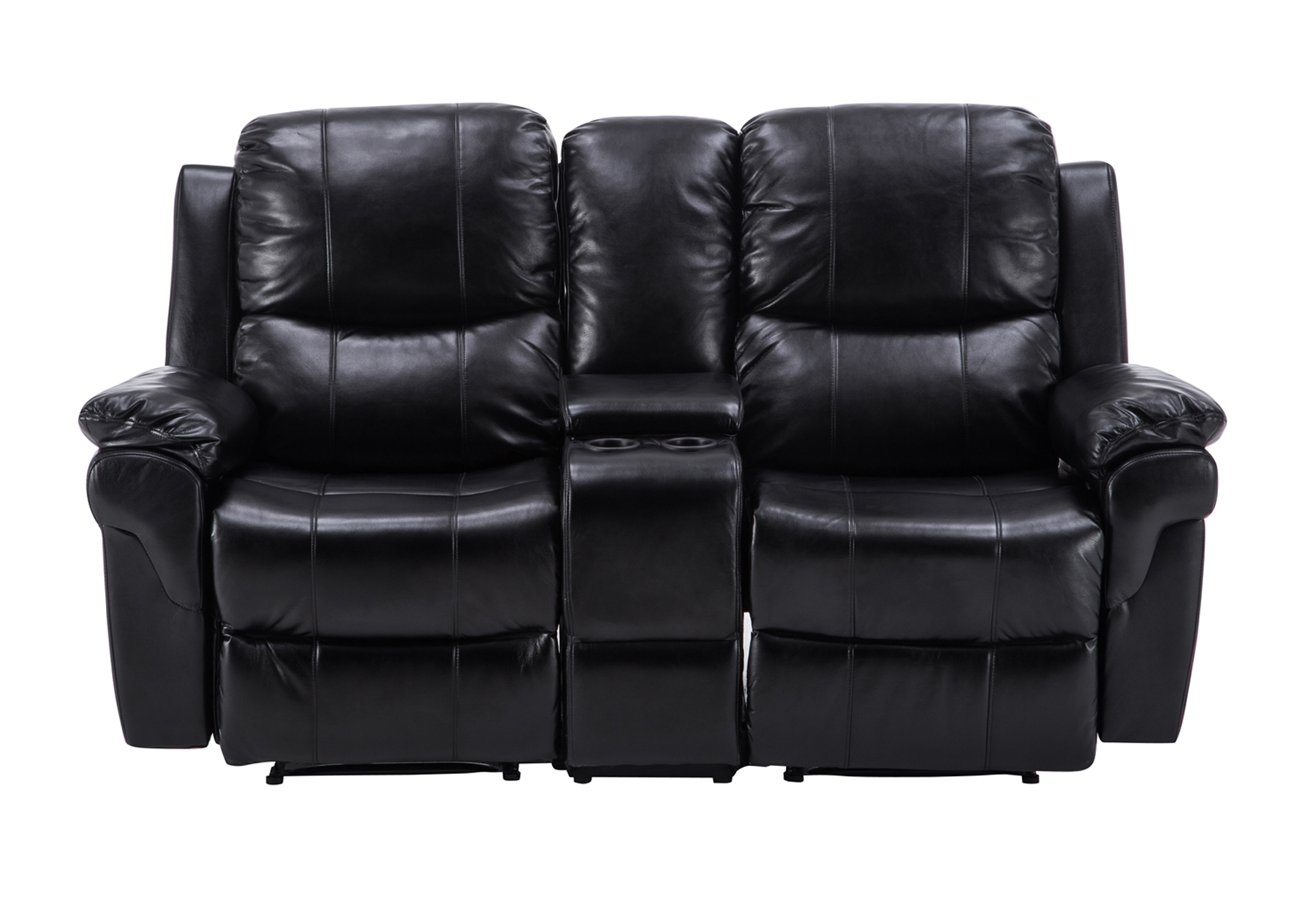 Kinosessel Sofa Mcombo Kinosessel Fernsehsessel Relaxsessel 2 Sitzer