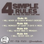 4 rules grey