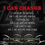 I CAN CHANGE