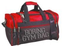 boring gymbag