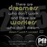 dreamer vs worker