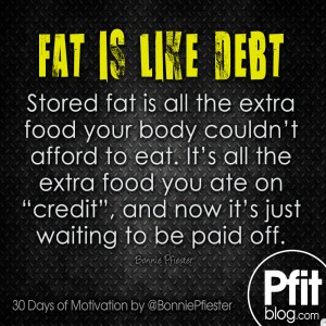 fat is like debt