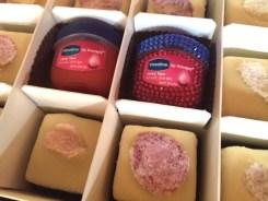 Box of chocolates & Vaseline