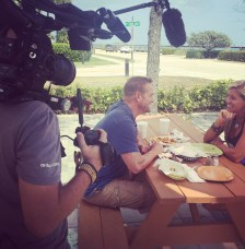 filming in vero beach