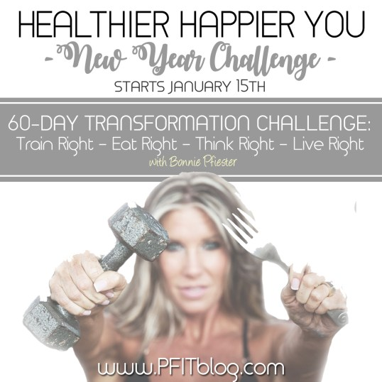 healthier happier you 60 day challenge