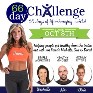 66 day challenge Bonnie