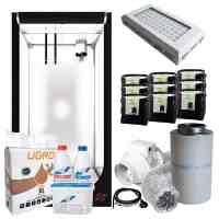 Die besten Growbox Komplettsets mit LEDs 5 Boxen im ...
