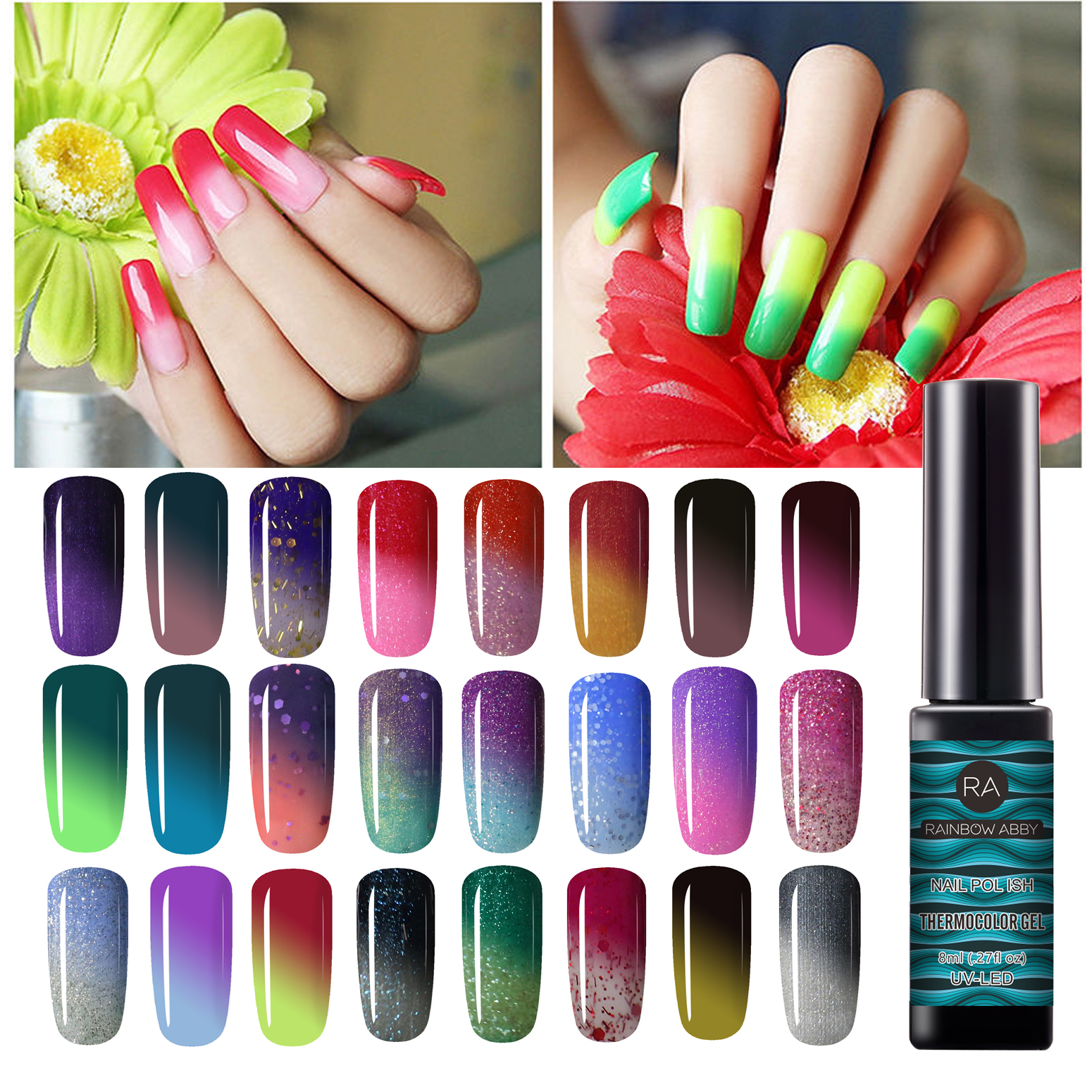 Thermolack Kaufen Ra Thermo Thermolack Farbwechsel Nagellack Nail Color