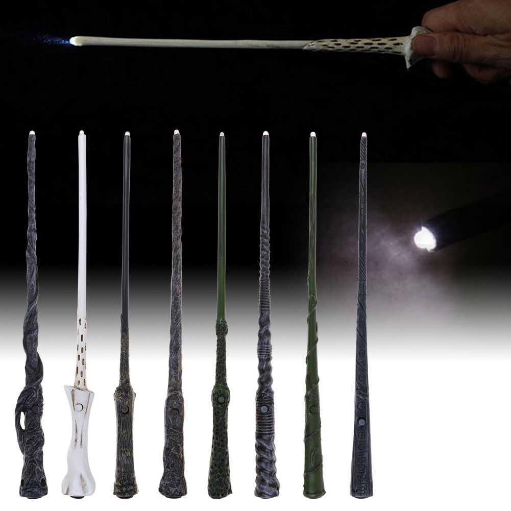 Magic Wand Harry Details About Potter Style Cast Led Light Magical Magic Wand Sticks Cosplay Party Tool Hot