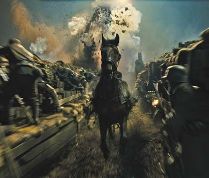 Saw Movie Wallpaper Quotes Loved It War Horse Our Favorite Movie Of 2011 Pg 13