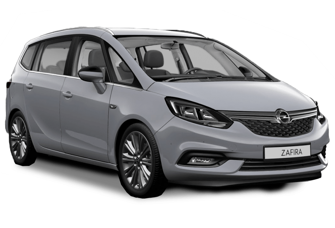 Rent Opel Zafira