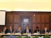 Saat pertemuan komite eksekutif WCC di China