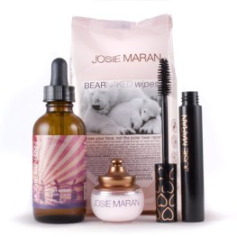 Josie Maran Argan Joy to the World holiday set is a great holiday 2012 gift idea.