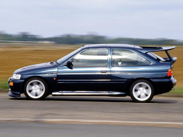 Ford Escort RS Cosworth PH Used Buying Guide PistonHeads