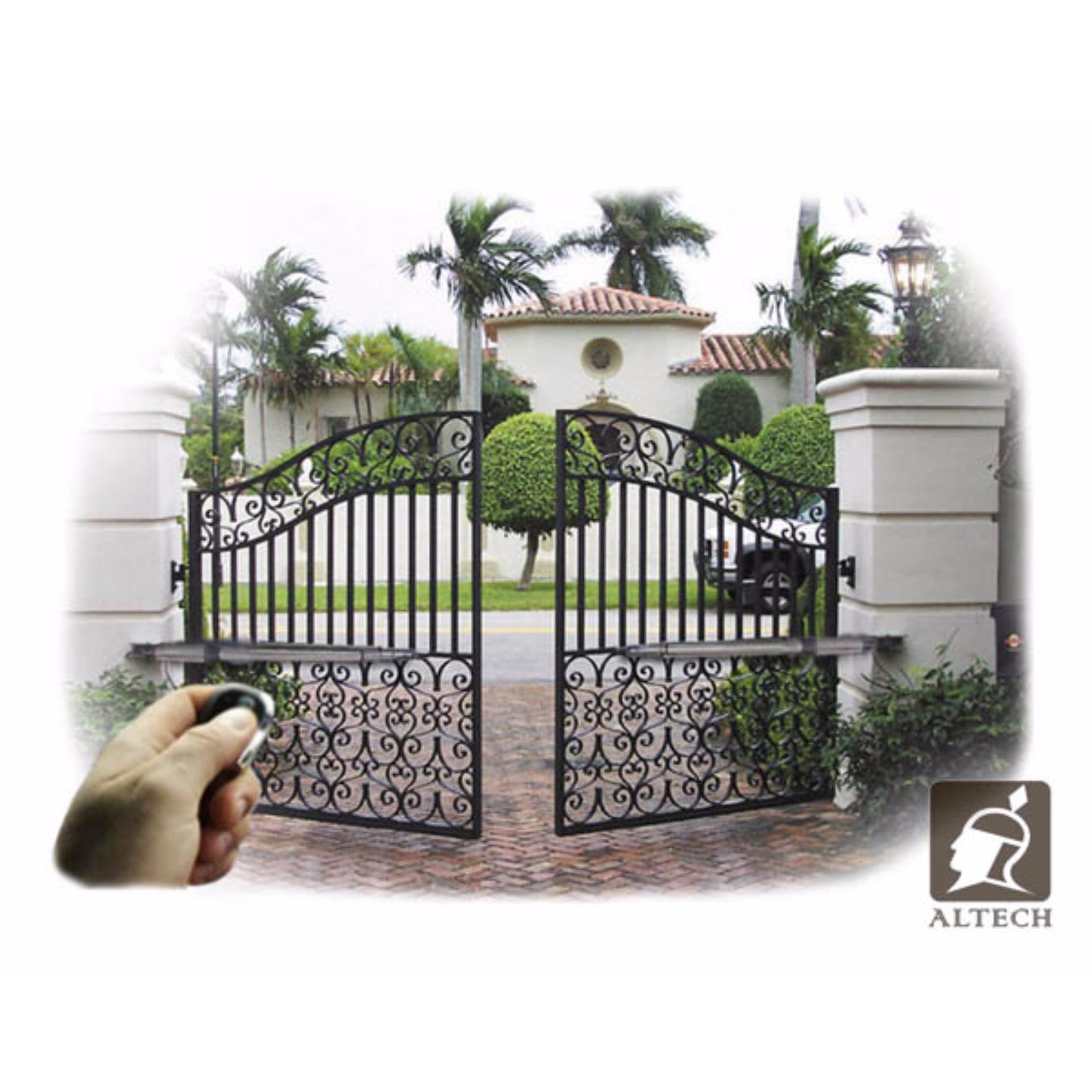 Diy Rolling Fence Gate Automatic Swing Gate Opener Altech Sw 01a