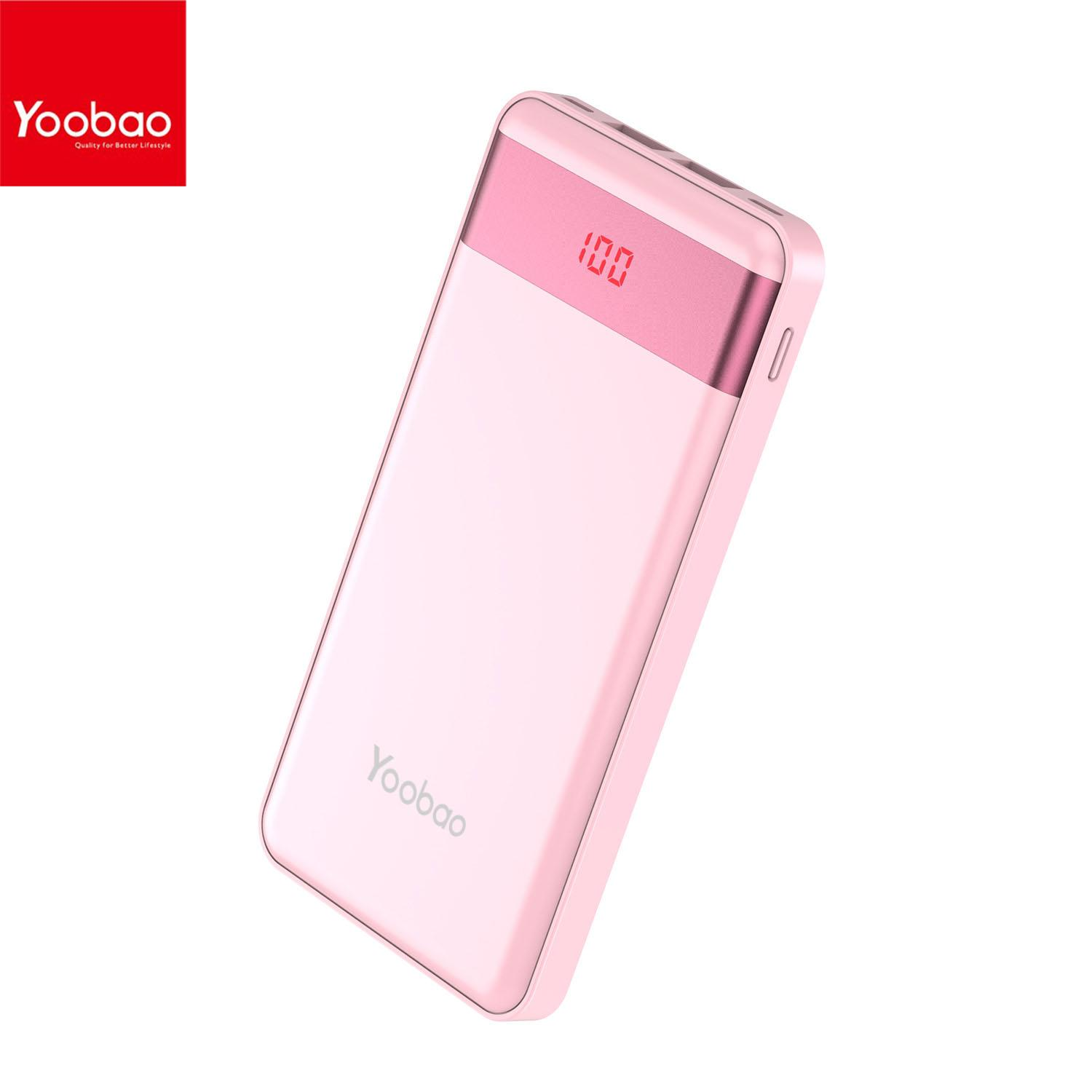 Powerbank Preis Yoobao Pl12pro 12000mah Led Power Bank
