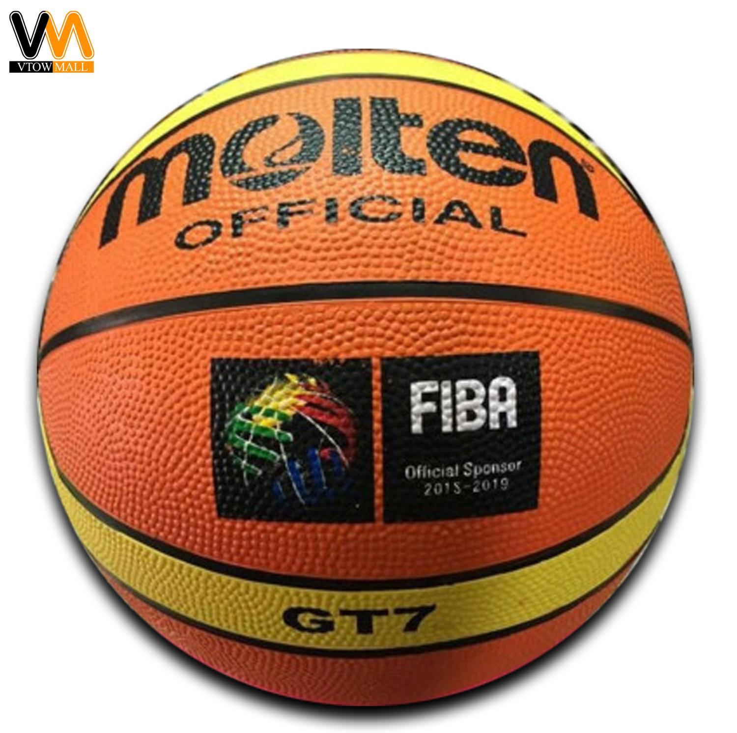 Basketball Ball Fiba Molt Official Ball Basketball Fiba Gt7 Indoor Outdoor Basketball