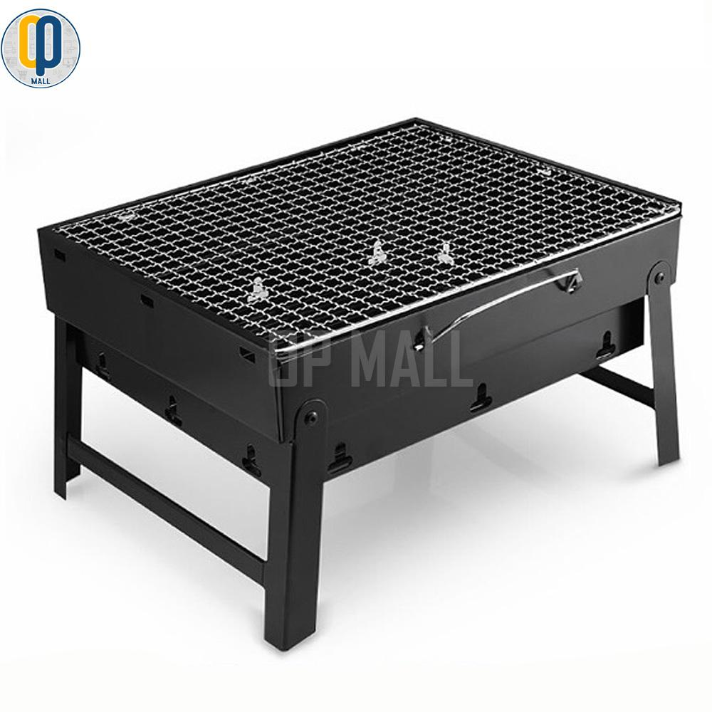 Outdoor Küche Broil King Opmall Portable Stainless Steel Barbecue Grill Pits Black