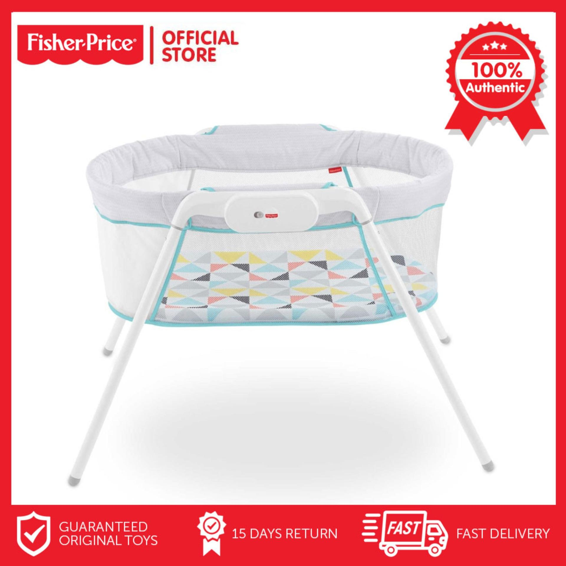 Newborn Bassinet Best Fisher Price Stow N Go Cosleeper Crib