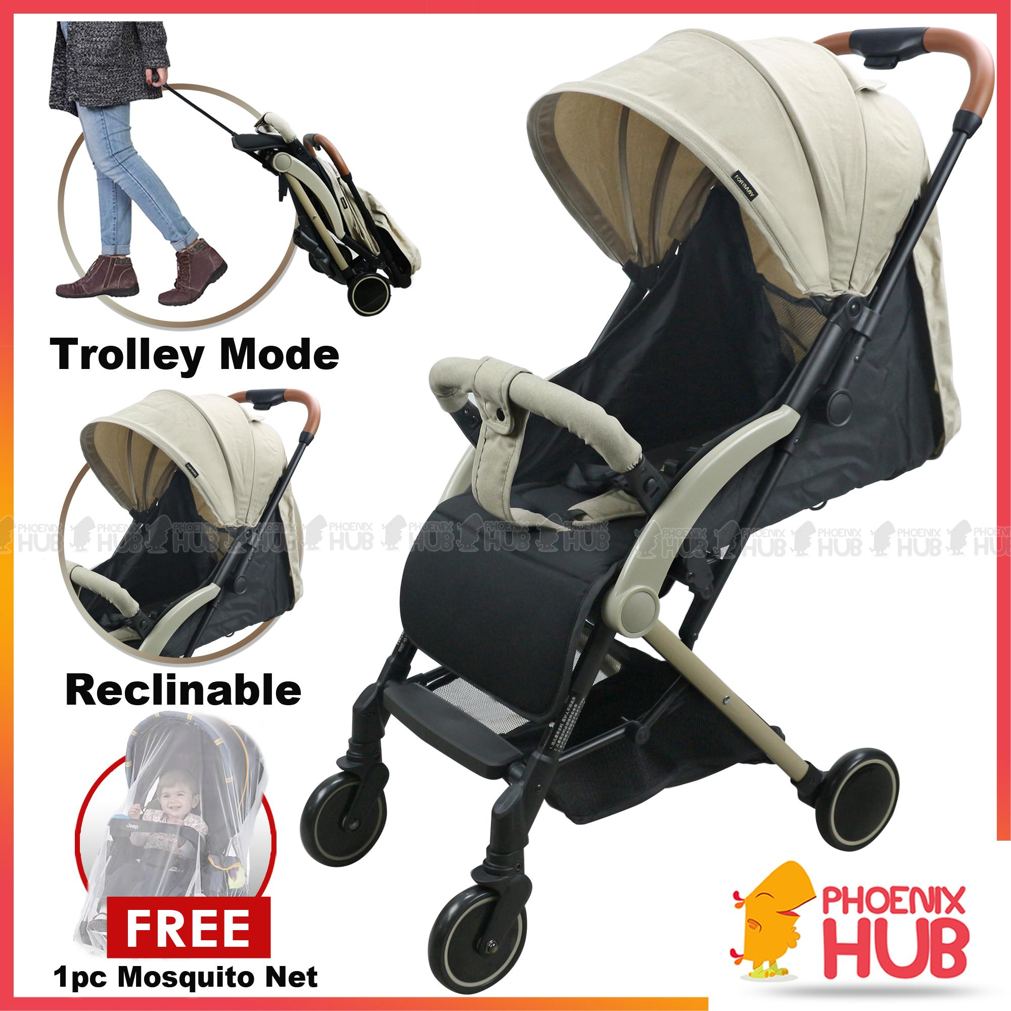 Newborn Umbrella Stroller Standard Baby Multifunctional Baby Shock Absorber Cart