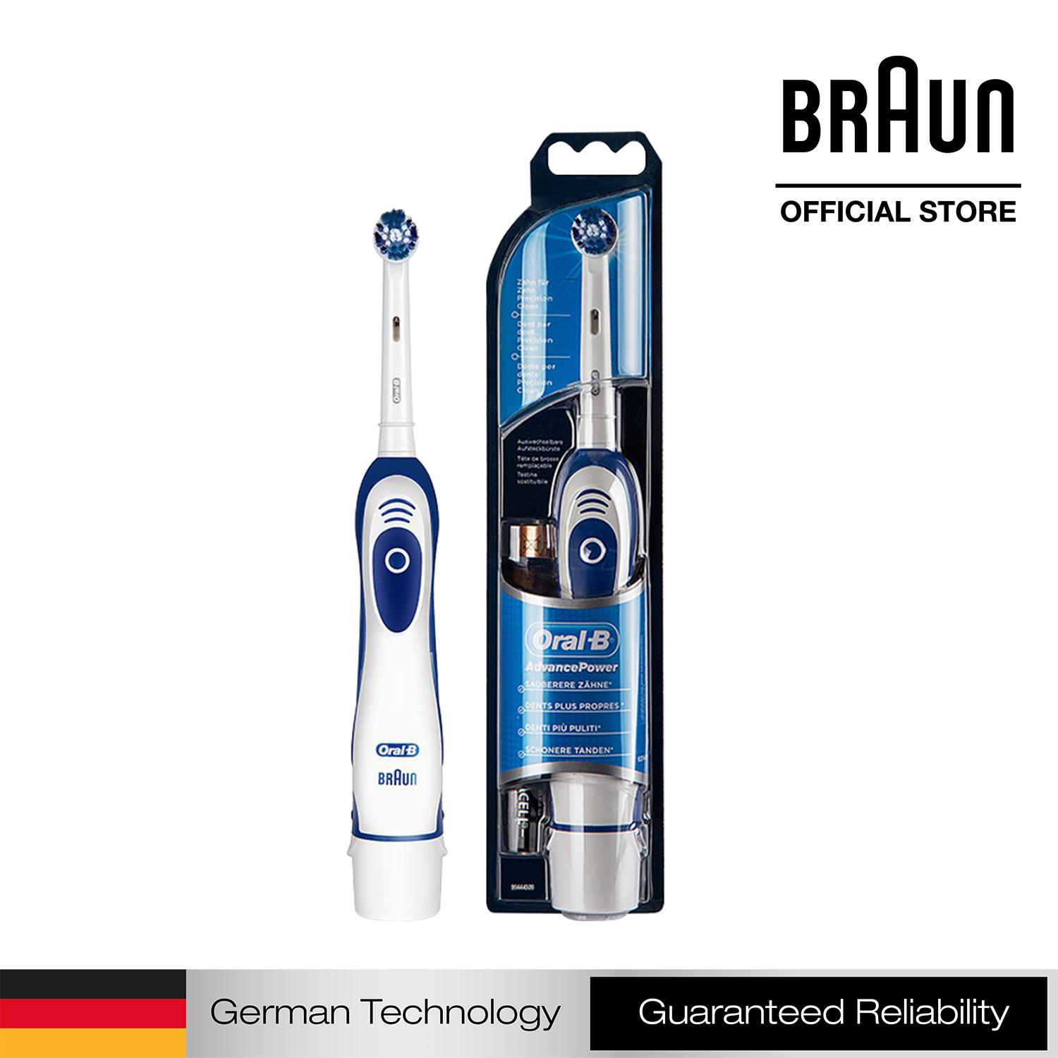 Big W Electric Toothbrush Braun Oral B Advance Power Electric Toothbrush Db 4010