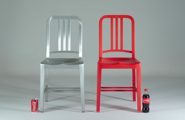 Vitamin Design Emeco's Coca-cola Chairs Grace Green Chemical Co | Design